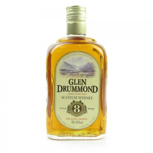 Glen Drummond 8 Year Old Blended Malt
