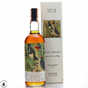 Bowmore 1974 Moon Import / The Birds II