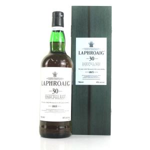 Laphroaig 30 Year Old 75cl