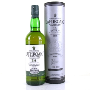 Laphroaig 18 Year Old Diamond Jubilee