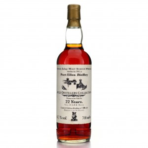Port Ellen 1982 Jack Wiebers 22 Year Old / Auld Distillers Collection