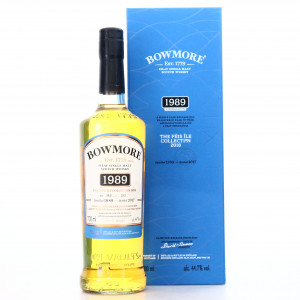 Bowmore 1989 Single Bourbon Cask #7929 / Feis Ile 2018