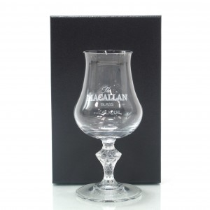 Macallan Lalique Crystal Glass