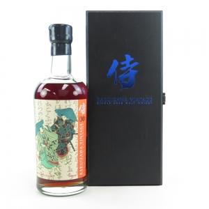Karuizawa 1984 30 Year Old Cask Single Cask #7963 / Samurai