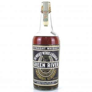 Green River 1911 Kentucky Straight Whiskey / Pre-Prohibition