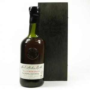 Glenmorangie 1971 The Culloden Bottle Front