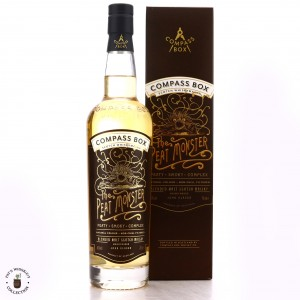 Compass Box The Peat Monster 2016
