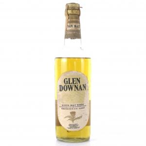 Glen Downan Scotch Malt Whisky 1970s