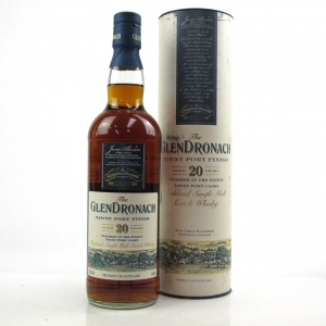 Glendronach 20 Year Old Tawny Port Finish