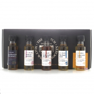 SMWS 35th Anniversary Miniature Sample Selection 5 x 2.5cl