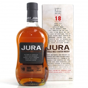Jura 18 Year Old / Premier Grand Cru Classe Finish