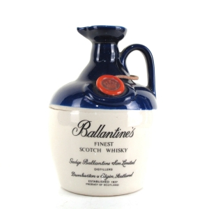 Ballantine's Finest Decanter