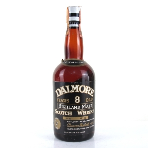 Dalmore 8 Year Old 1950
