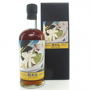 Karuizawa 1991 Single Cask #259 / Geisha - Only 85 Bottles