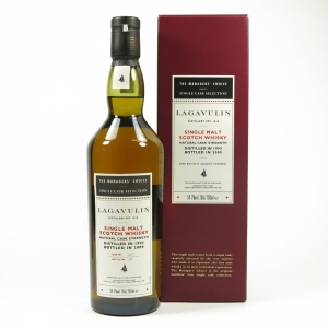 Lagavulin 1993 Managers' Choice Front
