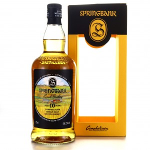 Springbank 2009 Local Barley 10 Year Old