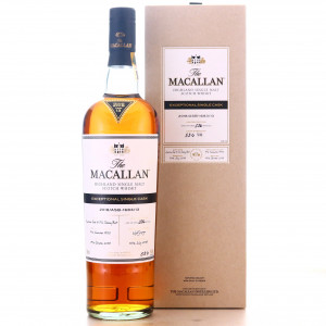Macallan 1950 Exceptional Cask 67 Year Old #1683-13