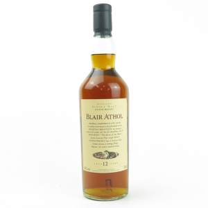 Blair Athol 12 Year Old Flora & Fauna