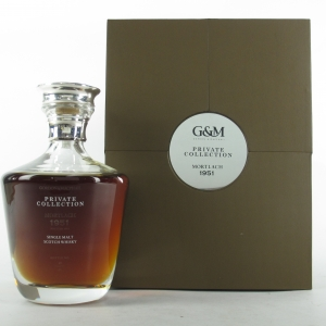 Mortlach 1951 Gordon and MacPhail 63 Year Old / Private Collection Ultra