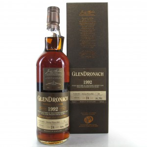 Glendronach 1992 Single Cask 24 Year Old #226