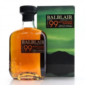 Balblair 1999 3rd Release