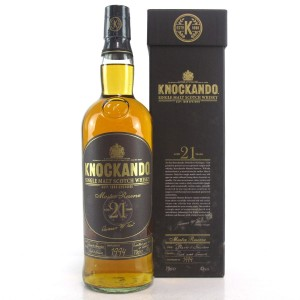 Knockando 1994 Master's Reserve 21 Year Old