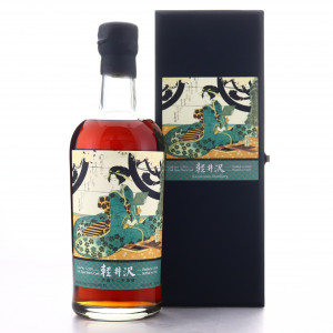 Karuizawa 2000 Single Sherry Cask #2339 / Geisha Label