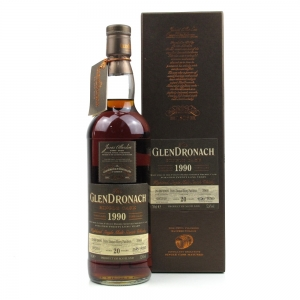 Glendronach 1990 20 Year Old Single Cask #3068