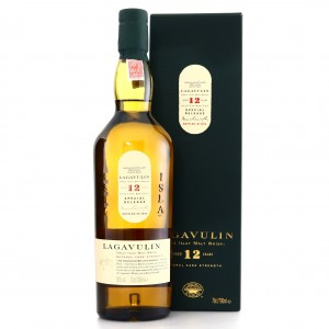 Lagavulin 12 Year Old 2002 Release / First Edition
