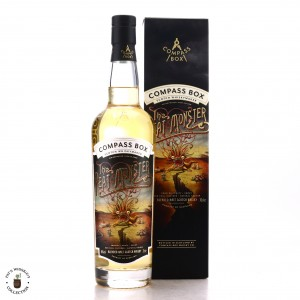 Compass Box The Peat Monster 2018