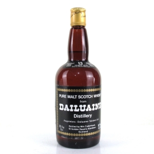 Dailuaine 1966 Cadenhead's 13 Year Old / Sherry Wood Matured