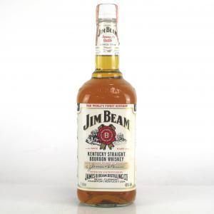 Jim Beam Kentucky Straight Bourbon 1 Litre