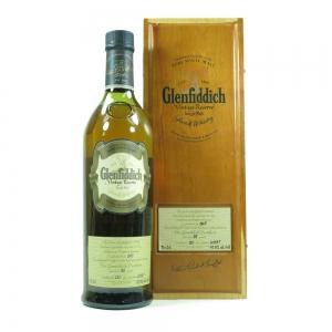 Glenfiddich 1965 Vintage Reserve 35 Year Old