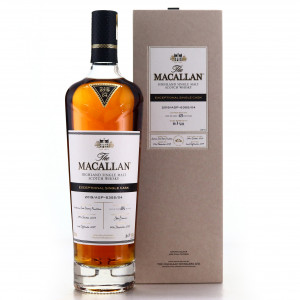 Macallan 2001 Exceptional Cask #6355-04/ 2019 Release