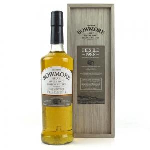 Bowmore 1988 24 Year Old / Feis Ile 2013