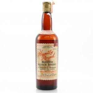 Glendronach Huntly Royal 10 Year Old Scotch 1940s / US Import