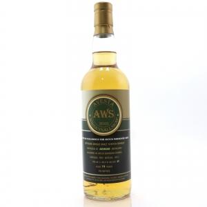 Ardmore 1992 Whisky Agency 19 Year Old / Avesta Whiskysällskaps