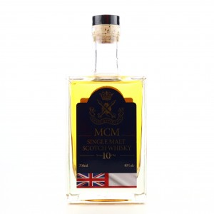 MCM 10 Year Old Single Malt / Royal Navy Minesweepers