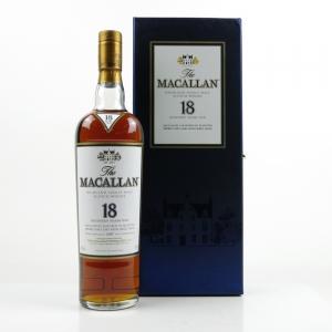 Macallan 18 Year Old 1997