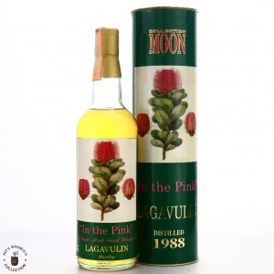Lagavulin 1988 Moon Import #2031 / In the Pink