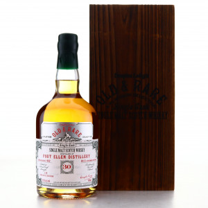 Port Ellen 1982 Douglas Laing 30 Year Old / Old and Rare