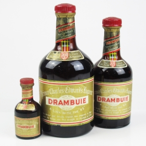 Drambuie 1970s Selection x 3