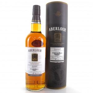Aberlour 2001 White Oak