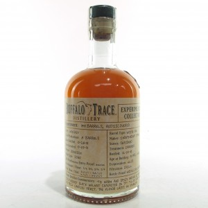 Buffalo Trace 1991 Experimental Collection 19 Year Old 37.5cl / Rediscovered 1991 Barrels