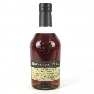 Highland Park 1974 Online Tasting 75cl / Bottle #1