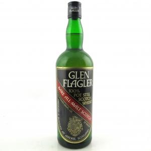 Glen Flagler Rare All Malt 1970s