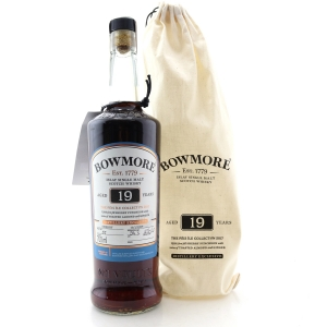 Bowmore 1998 Hand Filled 19 Year Old Sherry Cask #57 / Feis Ile 2017