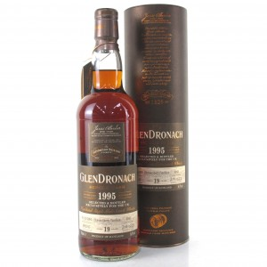 Glendronach 1995 Single Cask 19 Year Old #4943 / UK Exclusive