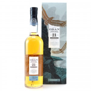 Oban 1996 Cask Strength 21 Year Old
