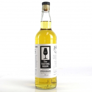 Springbank The Tasting Room Bottled 2017